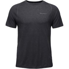 Black Diamond Rhythm T-shirt Homme, black